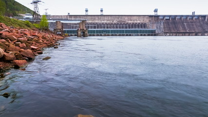 Dam on the River