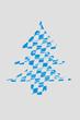 Bayrischer Weihnachtsbaum