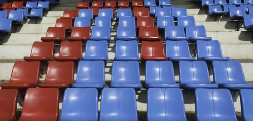 Sport stadium seat