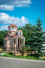 Chapel in Radonezh
