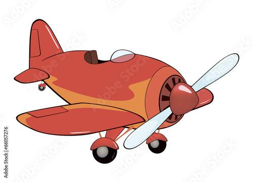 战争漫画玩具玻璃空气绘图红色翼自由军事飞机飞行