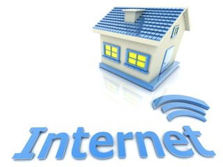 house (Internet concept)
