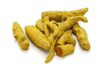 dried whole turmeric