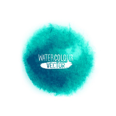 Watercolour Vector Element