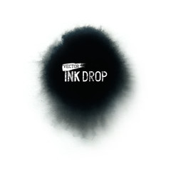 Black Vector Ink Drop