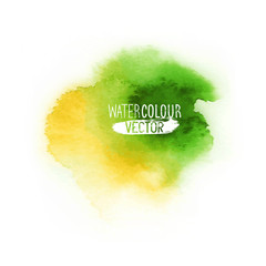 Watercolour Painting Vector
