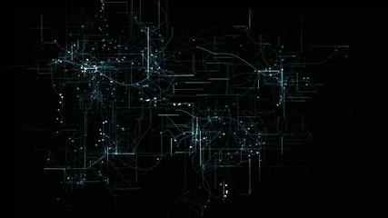 Matrix lines