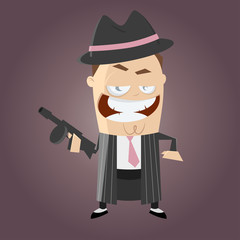 mafia gangster bandit
