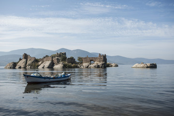 Bafa lake,Heraclea