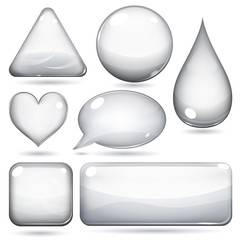 Glass shapes