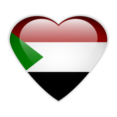 Sudan flag button.