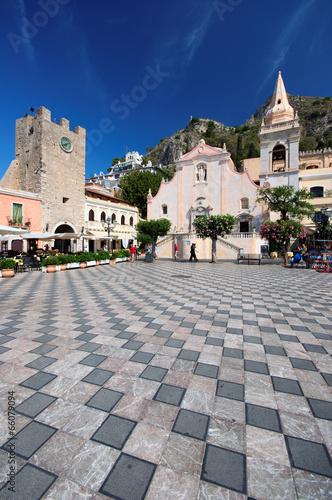 Taormina Piazza IX Aprile - 66079094