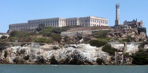 Alcatraz Island, San Francisco Bay