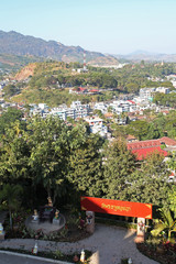 View from Wat Phra That Doi Wao