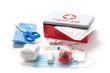 Leinwandbild Motiv First Aid Kit - Stock Photo