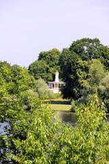 Turm im Park Babelsberg