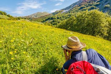 Mainarde-verso Valle venafrana -PNLAM