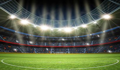Stadion Mittelkreis 2