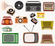 retro consumer electronics