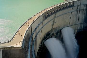 黒部ダム Kurobe Dam