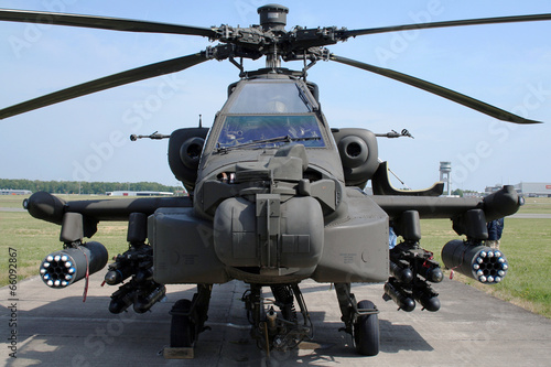 Attack helicopter - 66092867