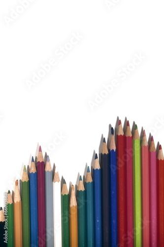 색연필 데코레이션