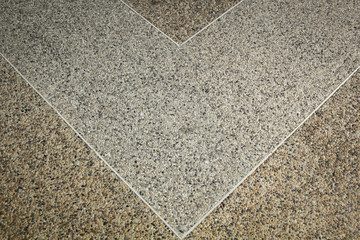 Wall And Floor Pattern Of Gravel Stone