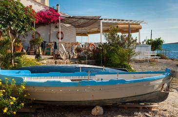 Mediterranean corner