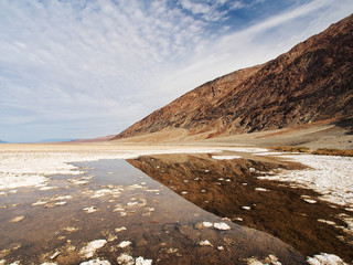Salzsee, Death Valley, NP