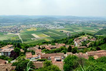 Vista sul Roero - Cuneo - Piemonte