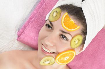 Fruits Facial Mask