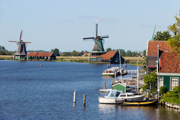 Zaanse Schans - Holland