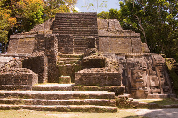 Temple Of The Mask