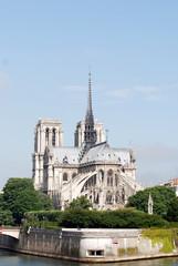Cathedral Notre Dame de Paris