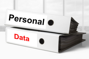 personal data binder office