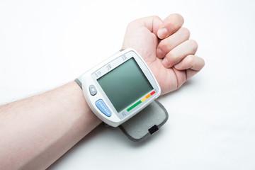 Digital blood pressure isolated