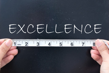 Measuring excellence