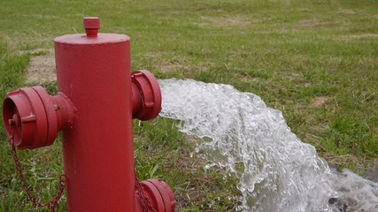 fire hydrant high pressure