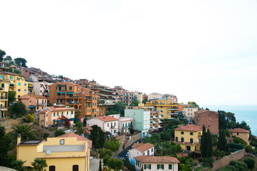 Porto Santo Stefano. Italia