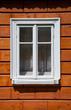 White window