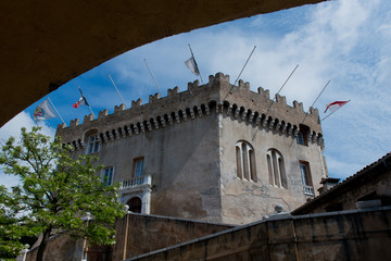 Castle of Haut de Cagnes