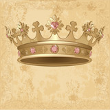Royal Crown background