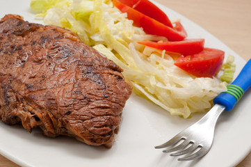 Argentinian roast beef