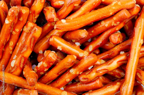 Fototapeta salted sticks