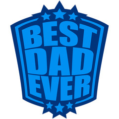 Cool Best Dad Ever Design