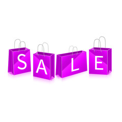 sale event icon, symbol or graphic