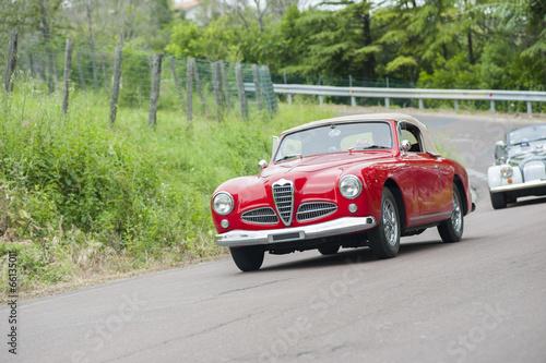 Fotografiet Vintage car