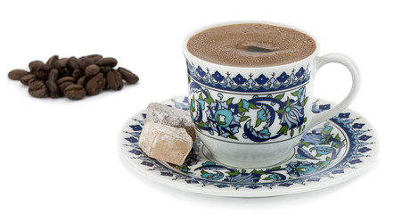 Strong Turkish Coffee