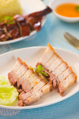 chinese roasted belly pork