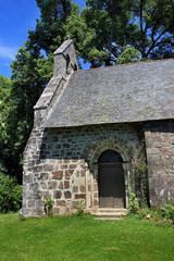 Eglise de Saint-Hilaire-Luc (Corrèze)